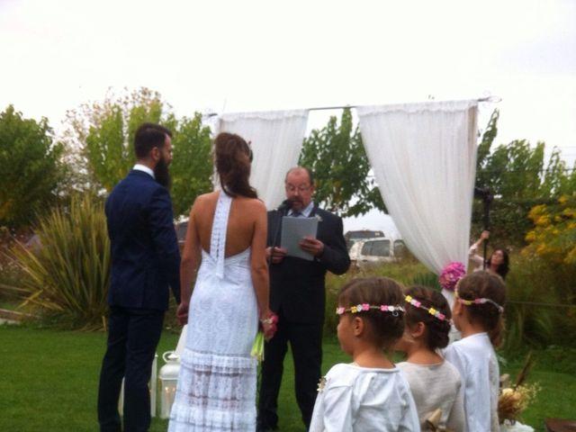 La boda de Ibon y Sandra en Girona, Girona 10