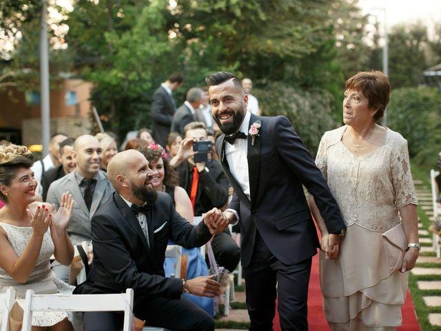 La boda de Jose y Meritxell en Igualada, Barcelona 40