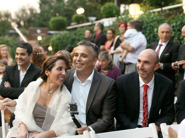La boda de Jose y Meritxell en Igualada, Barcelona 41