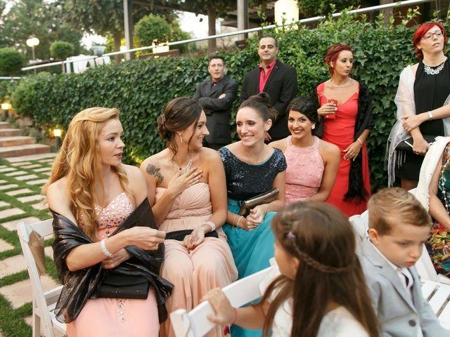 La boda de Jose y Meritxell en Igualada, Barcelona 42