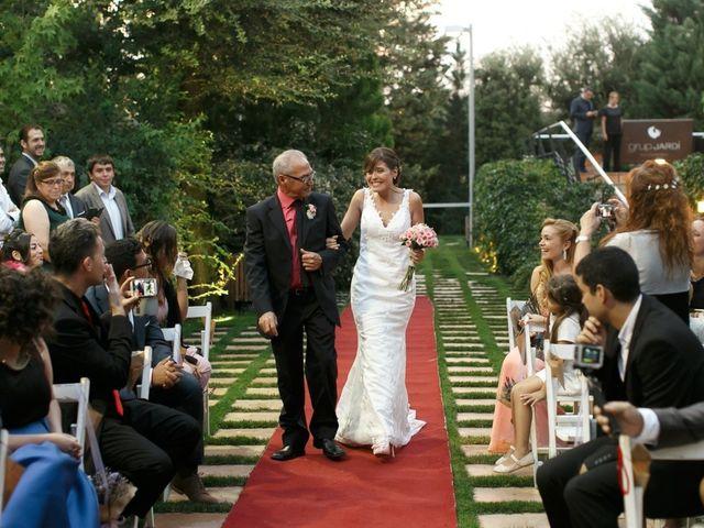 La boda de Jose y Meritxell en Igualada, Barcelona 47
