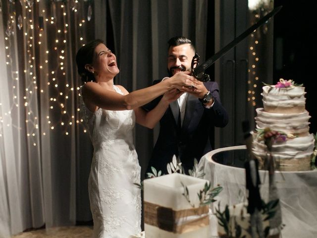 La boda de Jose y Meritxell en Igualada, Barcelona 100