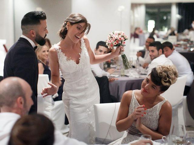 La boda de Jose y Meritxell en Igualada, Barcelona 110