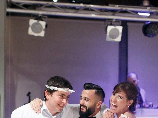 La boda de Jose y Meritxell en Igualada, Barcelona 113
