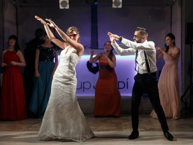 La boda de Jose y Meritxell en Igualada, Barcelona 121