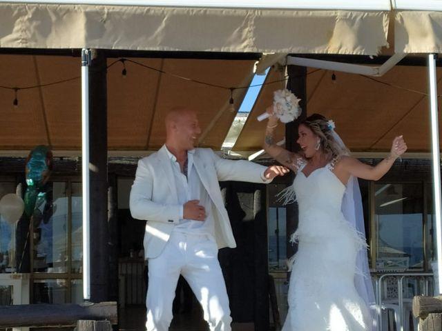 La boda de Davinia  y Salvi