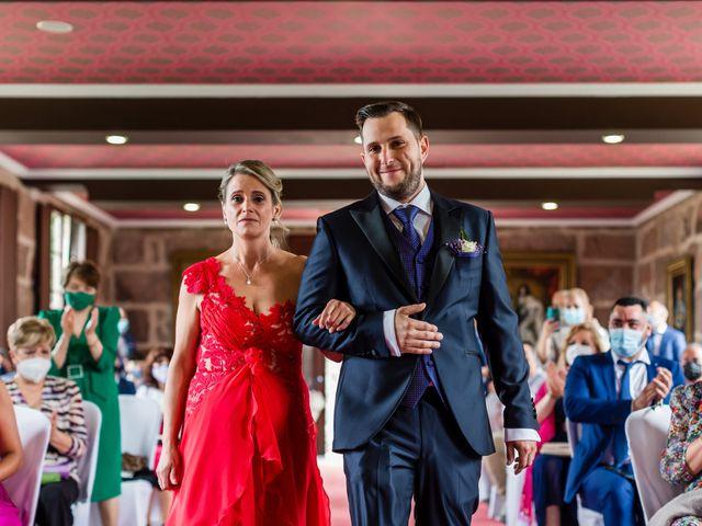 La boda de Usepe y Almudena en Redondela, Pontevedra 9