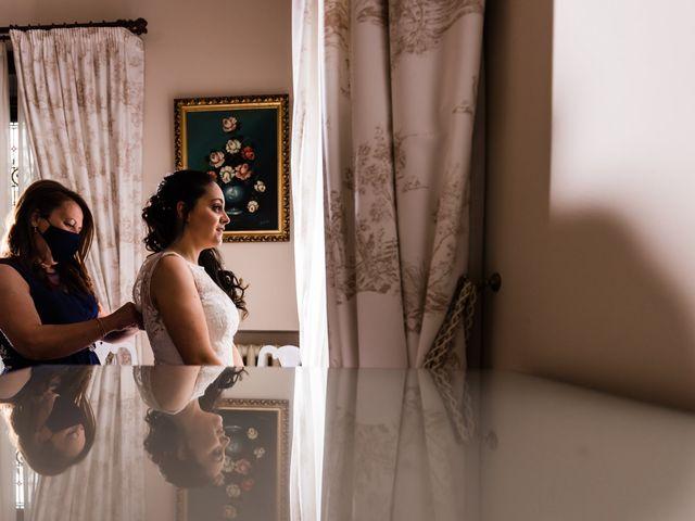 La boda de Usepe y Almudena en Redondela, Pontevedra 13
