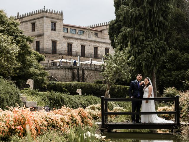 La boda de Usepe y Almudena en Redondela, Pontevedra 14