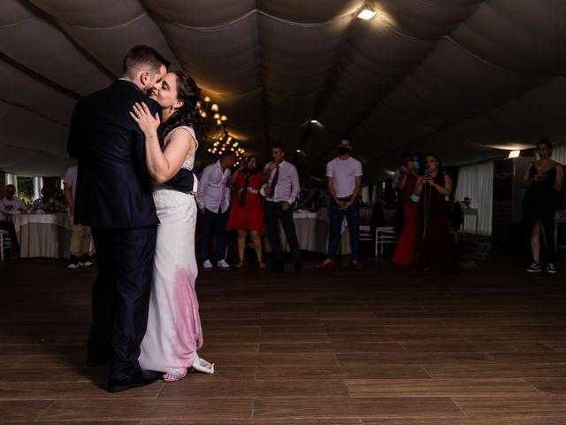La boda de Usepe y Almudena en Redondela, Pontevedra 16