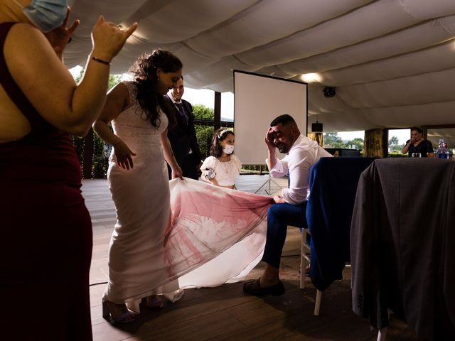 La boda de Usepe y Almudena en Redondela, Pontevedra 2