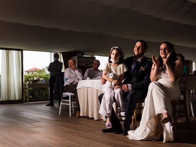 La boda de Usepe y Almudena en Redondela, Pontevedra 20
