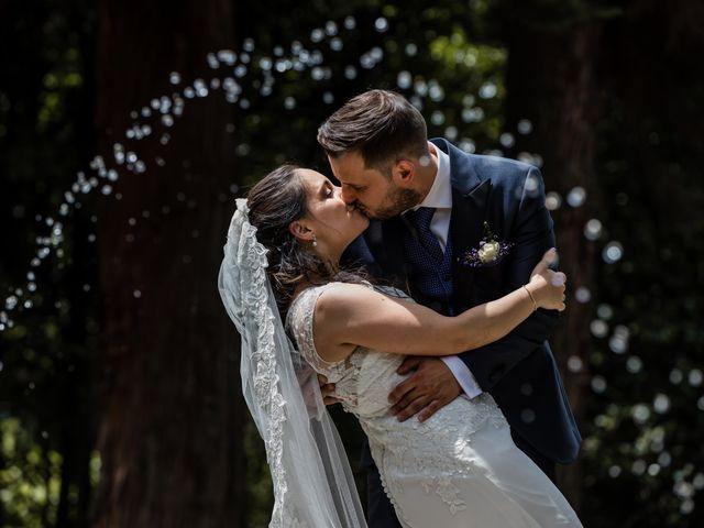 La boda de Usepe y Almudena en Redondela, Pontevedra 34