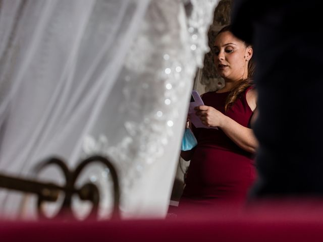 La boda de Usepe y Almudena en Redondela, Pontevedra 35