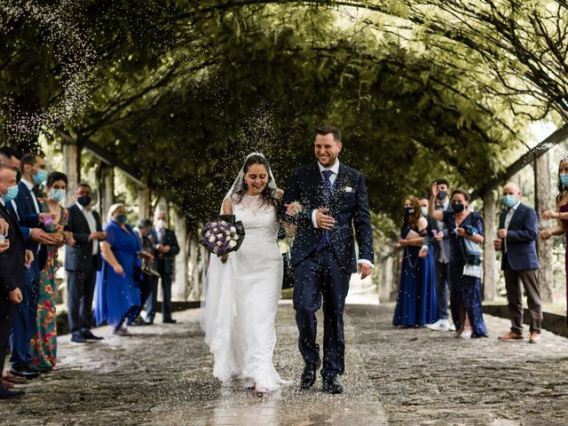La boda de Usepe y Almudena en Redondela, Pontevedra 36