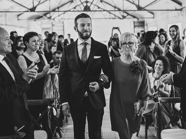 La boda de Pepe y Laura en Otero De Herreros, Segovia 15