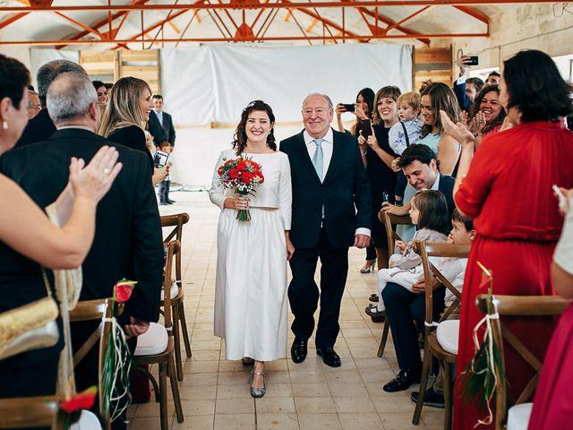 La boda de Pepe y Laura en Otero De Herreros, Segovia 18