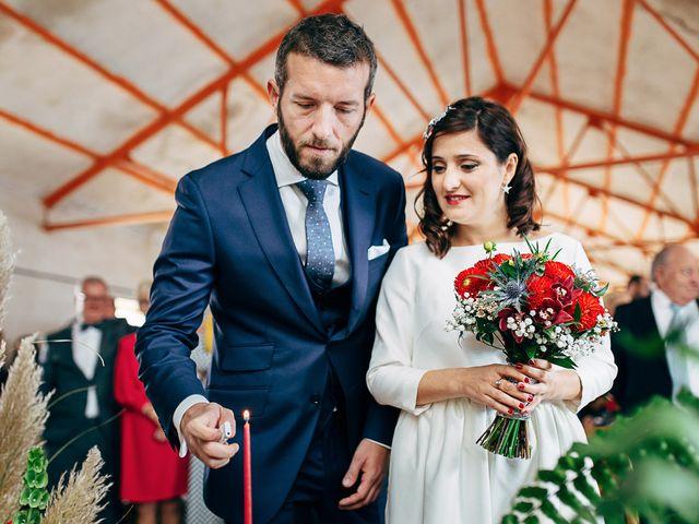 La boda de Pepe y Laura en Otero De Herreros, Segovia 21