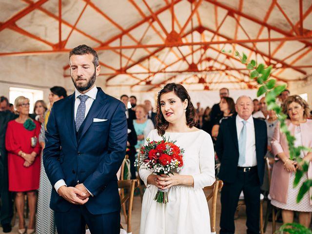 La boda de Pepe y Laura en Otero De Herreros, Segovia 22
