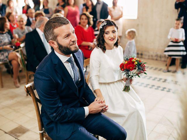 La boda de Pepe y Laura en Otero De Herreros, Segovia 24