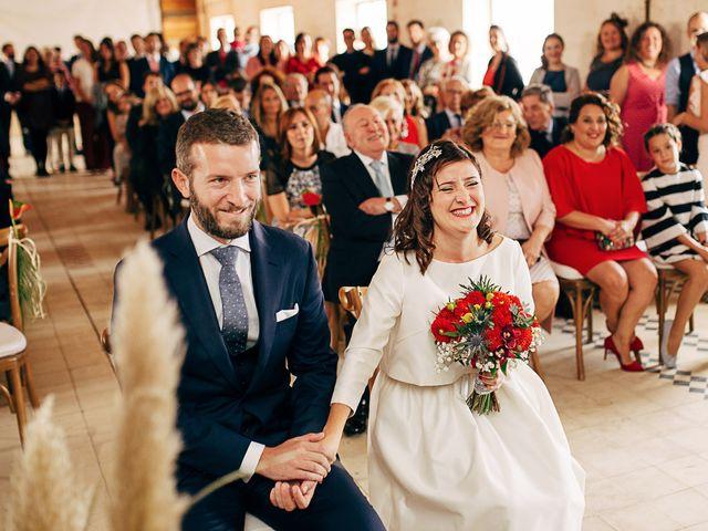 La boda de Pepe y Laura en Otero De Herreros, Segovia 27