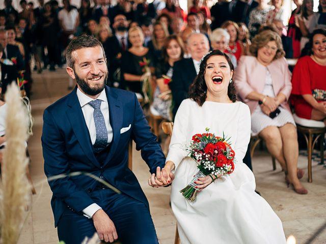 La boda de Pepe y Laura en Otero De Herreros, Segovia 33