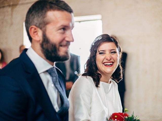 La boda de Pepe y Laura en Otero De Herreros, Segovia 34