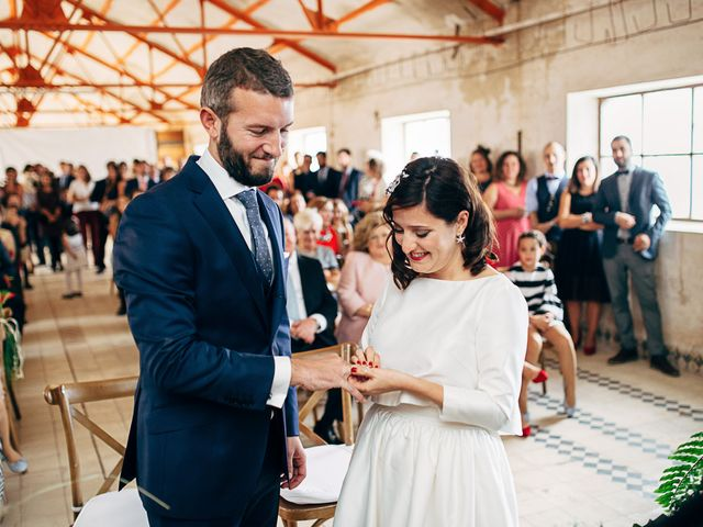 La boda de Pepe y Laura en Otero De Herreros, Segovia 41