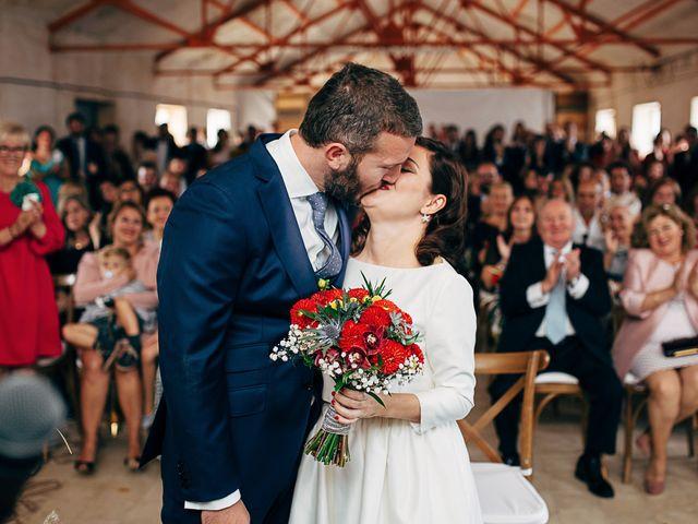La boda de Pepe y Laura en Otero De Herreros, Segovia 42