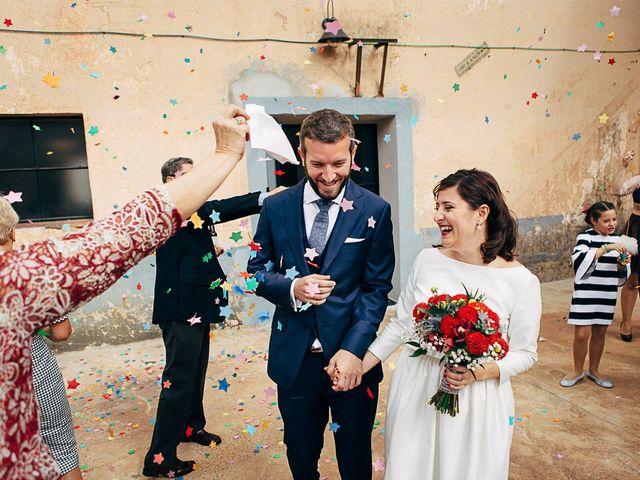 La boda de Pepe y Laura en Otero De Herreros, Segovia 49