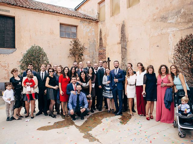 La boda de Pepe y Laura en Otero De Herreros, Segovia 51