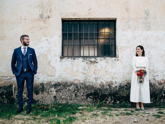 La boda de Pepe y Laura en Otero De Herreros, Segovia 57
