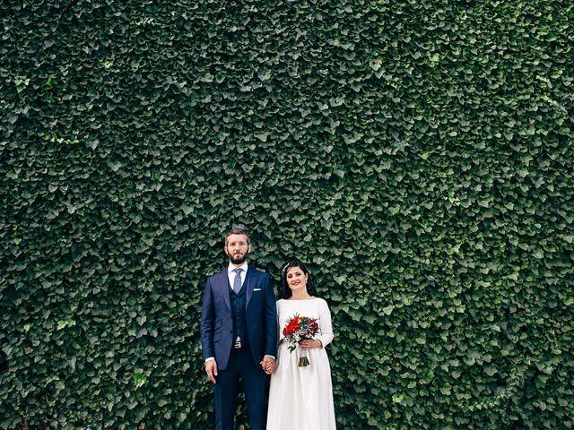 La boda de Pepe y Laura en Otero De Herreros, Segovia 1
