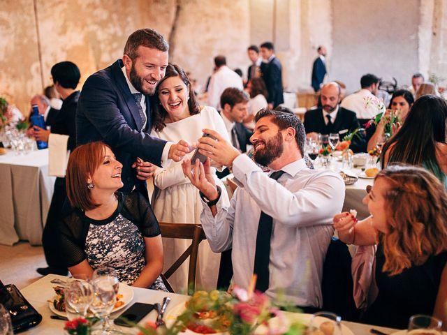 La boda de Pepe y Laura en Otero De Herreros, Segovia 72