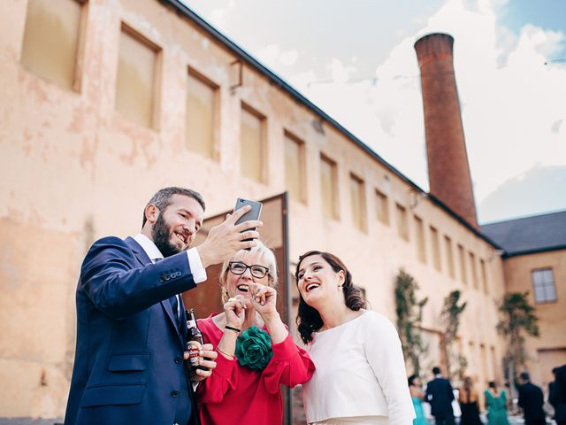 La boda de Pepe y Laura en Otero De Herreros, Segovia 73