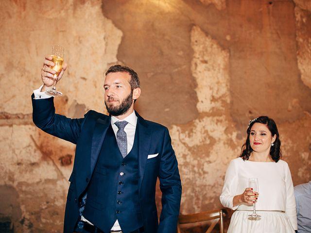 La boda de Pepe y Laura en Otero De Herreros, Segovia 76