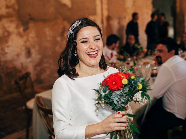 La boda de Pepe y Laura en Otero De Herreros, Segovia 78