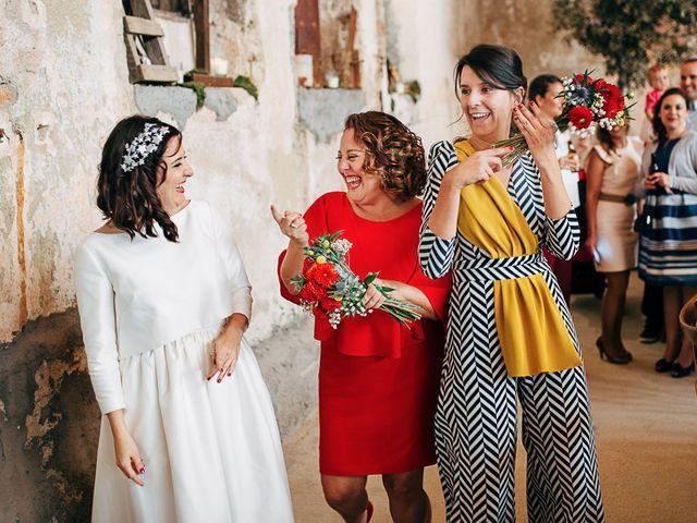 La boda de Pepe y Laura en Otero De Herreros, Segovia 81