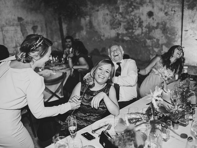 La boda de Pepe y Laura en Otero De Herreros, Segovia 82