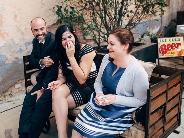 La boda de Pepe y Laura en Otero De Herreros, Segovia 89