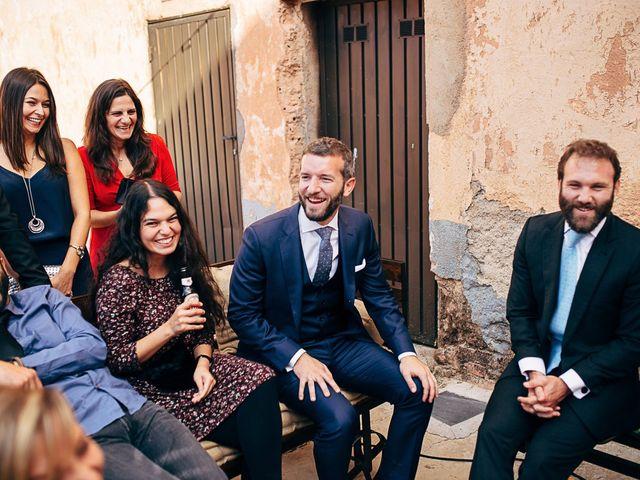 La boda de Pepe y Laura en Otero De Herreros, Segovia 92