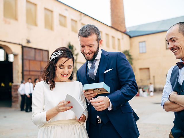La boda de Pepe y Laura en Otero De Herreros, Segovia 93