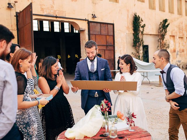 La boda de Pepe y Laura en Otero De Herreros, Segovia 94