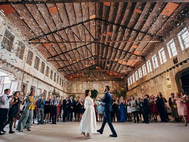 La boda de Pepe y Laura en Otero De Herreros, Segovia 98