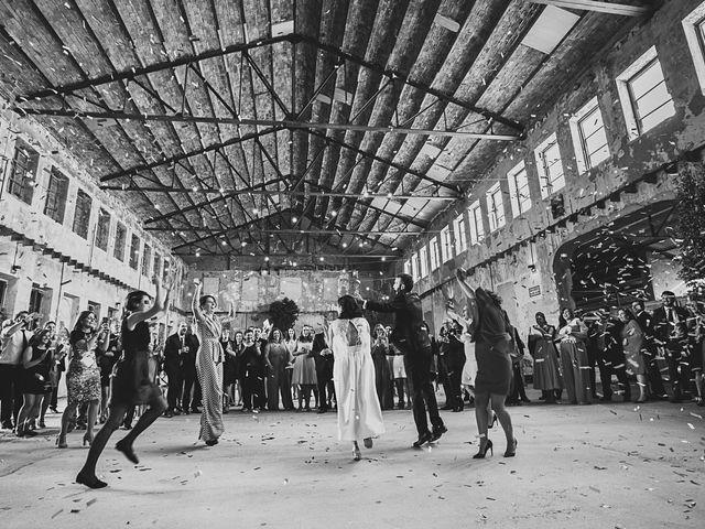 La boda de Pepe y Laura en Otero De Herreros, Segovia 99