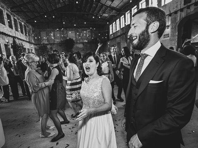La boda de Pepe y Laura en Otero De Herreros, Segovia 100