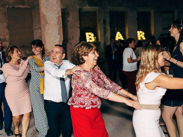 La boda de Pepe y Laura en Otero De Herreros, Segovia 102