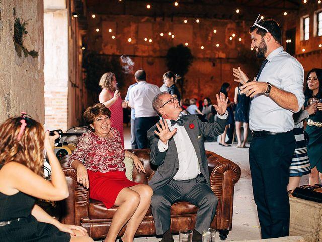 La boda de Pepe y Laura en Otero De Herreros, Segovia 106