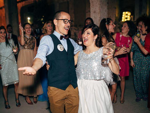 La boda de Pepe y Laura en Otero De Herreros, Segovia 109