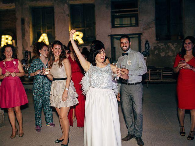 La boda de Pepe y Laura en Otero De Herreros, Segovia 110